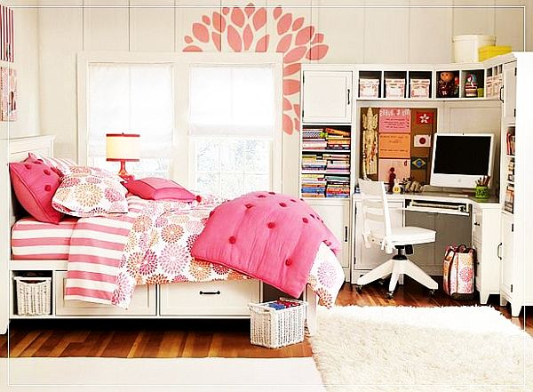 Teenage Girls Rooms Inspiration: 55 Design Ideas on Room For Girls Teenagers  id=20376