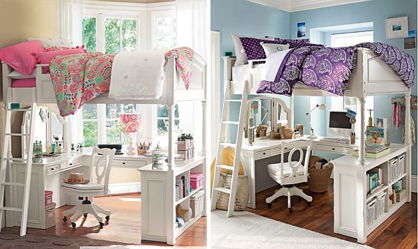 Teenage Girls Rooms Inspiration: 55 Design Ideas on Room For Girls Teenagers  id=64643