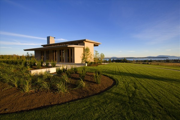 Semiahmoo Horizon Houses An Array Of Beauty In A Green Scenery