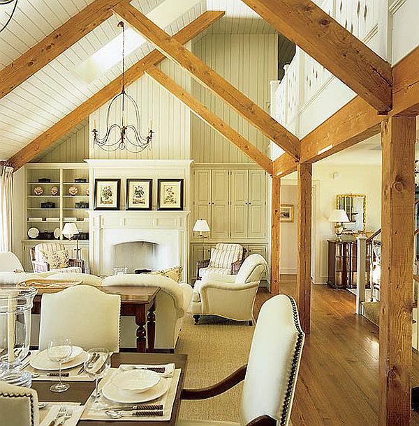 Stylish Cottage Living 14 Decorating Ideas