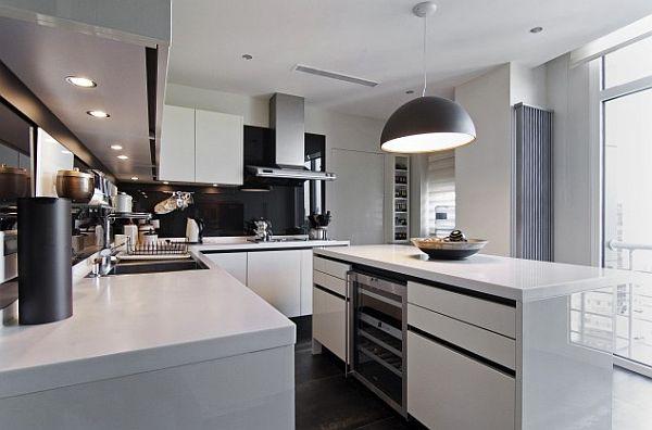 Luxury Contemporary Kitchen Designs