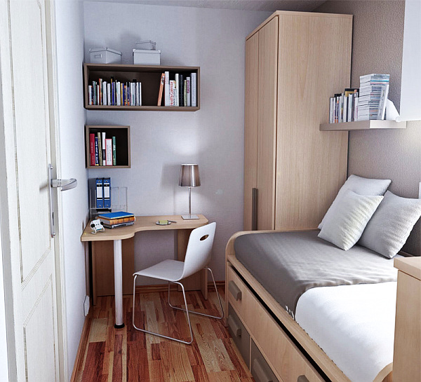Best Paint Colors for Small Spaces on Bedroom Ideas For Men Small Room  id=22658