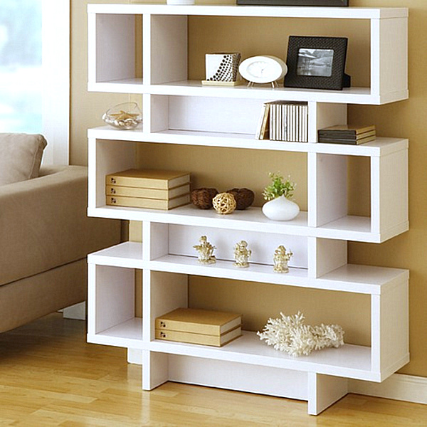 25 Modern Shelves to Keep You Organized in Style ... on Shelf Sconces For Living Rooms Contemporary id=61355