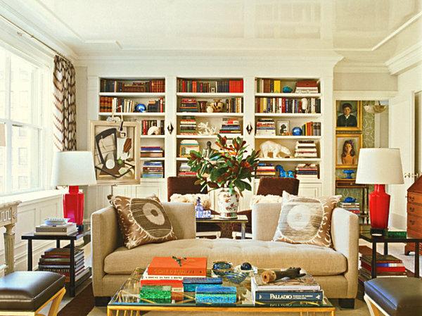 bookshelf room design