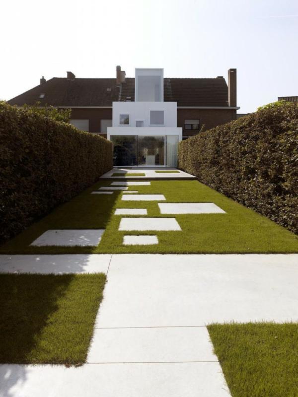 20 Modern Landscape Design Ideas on Modern Backyard Landscape Ideas id=95967