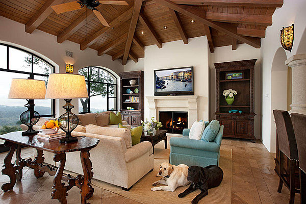 Spanish Style Home Decor Stylish Kitchen Interior Design Ideas Also In