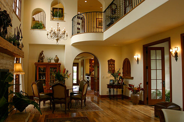 Ways To Create House Design And Interiors In Spanish Style