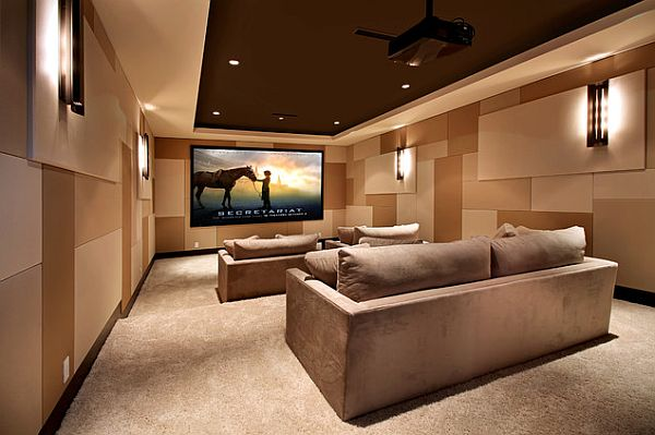 Theater Room Ideas For Home And Get Inspired To Makeover Your E With These Prepossessing 18