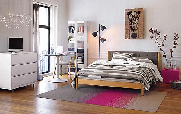 Teenage Girls Bedrooms & Bedding Ideas on Teenage Bed  id=14989