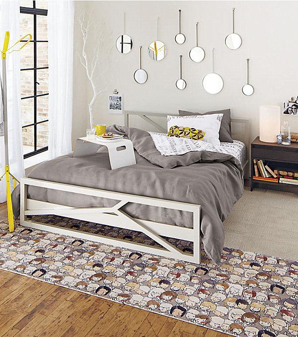 Teenage Girls Bedrooms & Bedding Ideas on Mirrors For Teenage Bedroom  id=81325