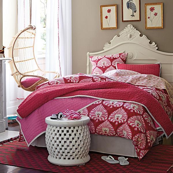 Teenage Girls Bedrooms & Bedding Ideas on Teenage Bed  id=28774