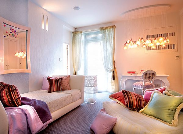 Trendy Teen Rooms Design Ideas and Inspiration on Teenage Room Decor Things  id=77601
