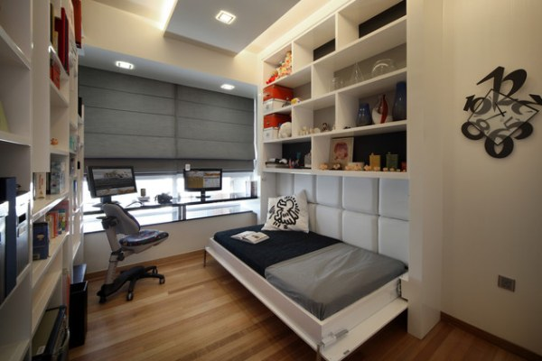 14 Smart Home Office In Bedroom Design Ideas Spare Best
