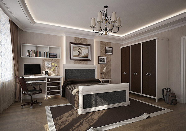 23 Modern Children Bedroom Ideas for the Contemporary Home on Rooms For Teenagers  id=65144