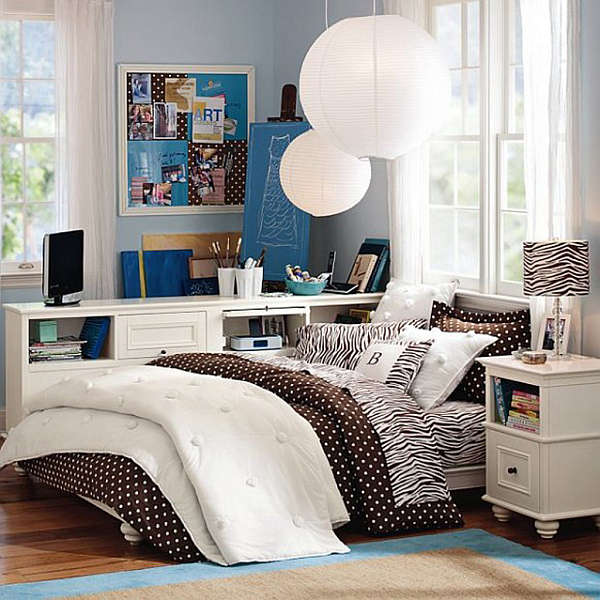 Learn funky, youthful decorating ideas that remain practical. 4 Ideas for a More Stylish College Dorm