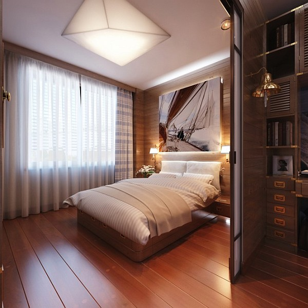 Travel Inspired Bedroom Designs Are Sophisticated and Elegant on Bedroom Decor  id=29033