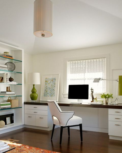 home office layout 24 Minimalist Home Office Design Ideas For a Trendy