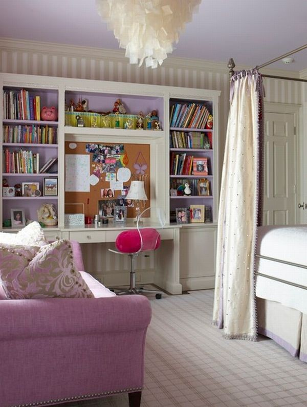 35 contemporary teen workspace ideas to fit in perfectly ... on Classy Teenage Room Decor  id=78697