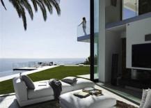 Contemporary Spanish Home Integrates Stylish Interiors