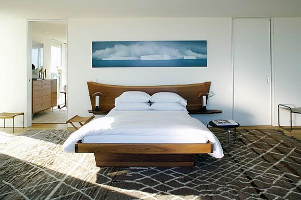 10 rustic and modern wooden bed frames for a stylish bedroom