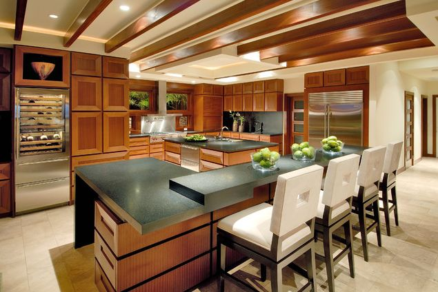 Kitchen Remodel: 101 Stunning Ideas for Your Kitchen Design on Kitchen Counter Decor Modern  id=63258