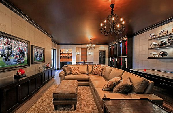 Perfect Man Cave Decorating Ideas To Pull Off A Unique Design