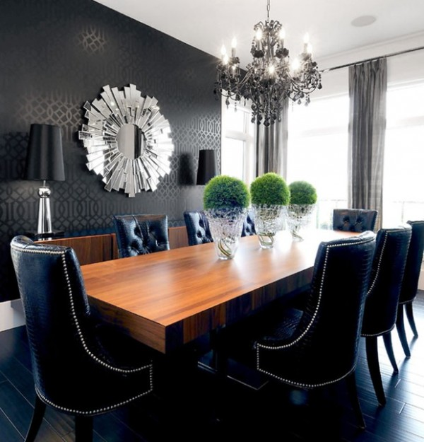 Choosing A Bold Print Wallpaper That Matches Your Design Style