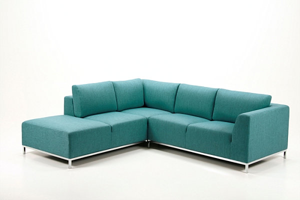 Image Result For Teal Green Sofa