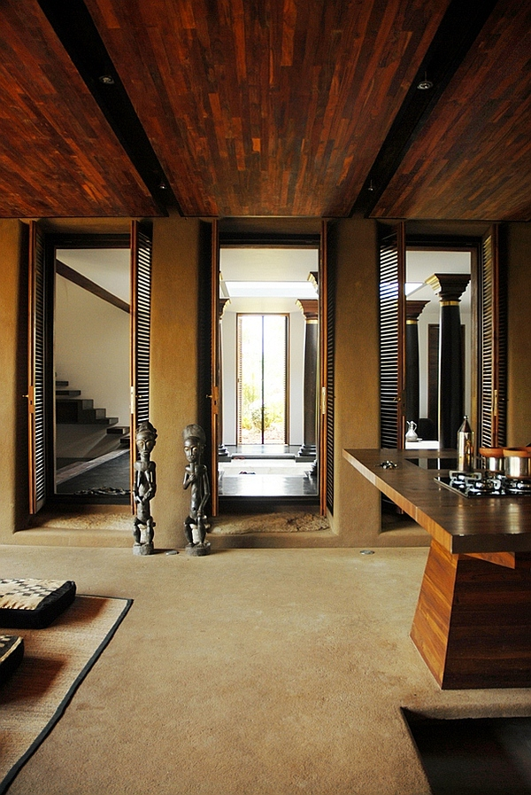 South Indian Retreat Combines Cool Local Architectural ...