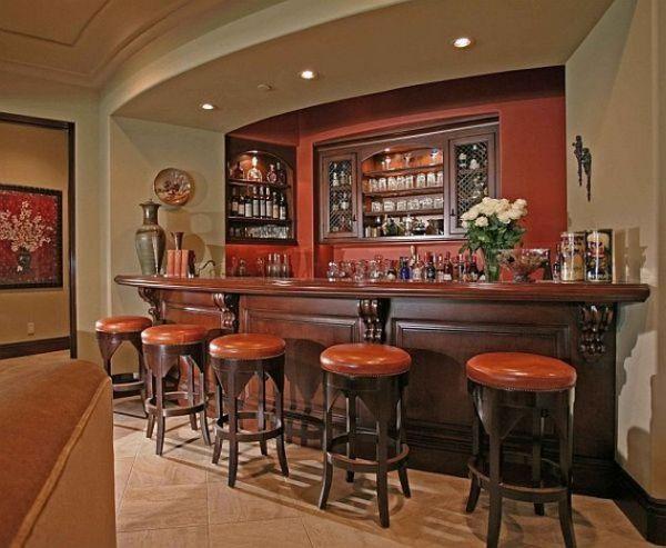 homes bar design homes blueprints bar interiors design on basement bar paint colors id=70607