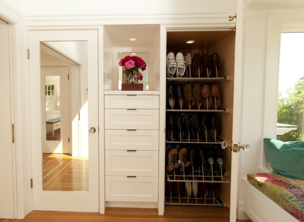 More Shoe Storage Solutions For Your Home