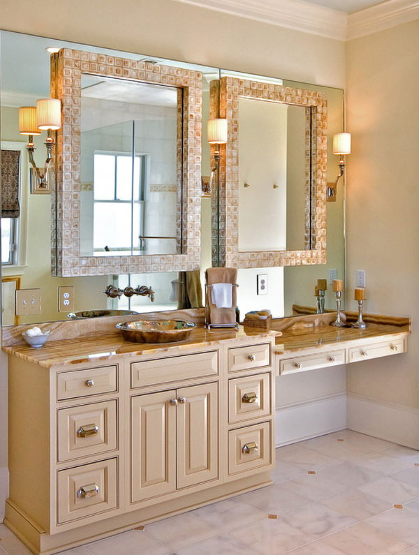Ways To Decorate A Small Bathroom With Wall Mirror 50 Design Secrets Download