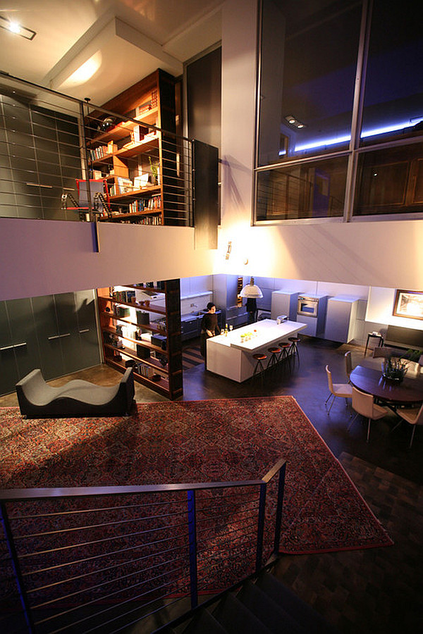 Creative Studies And Studios Designs In Lofts