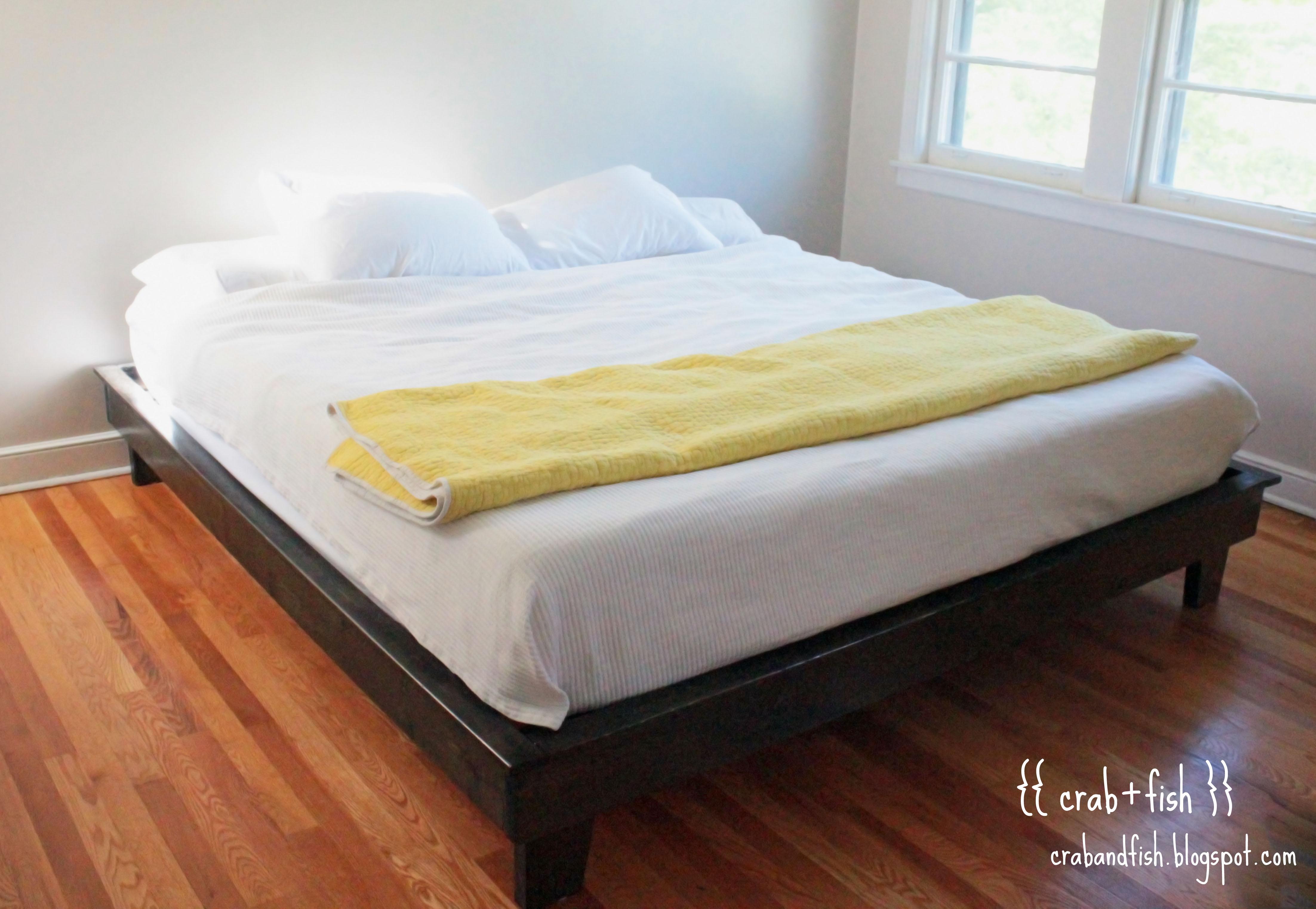 Back To Easy To Build Diy Platform Bed Designs