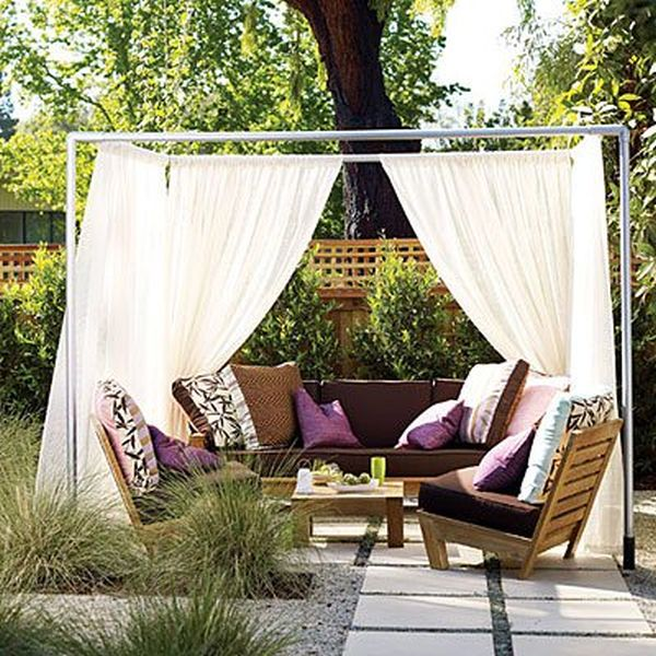 12 DIY Inspiring Patio Design Ideas on Diy Backyard Deck Ideas id=59709