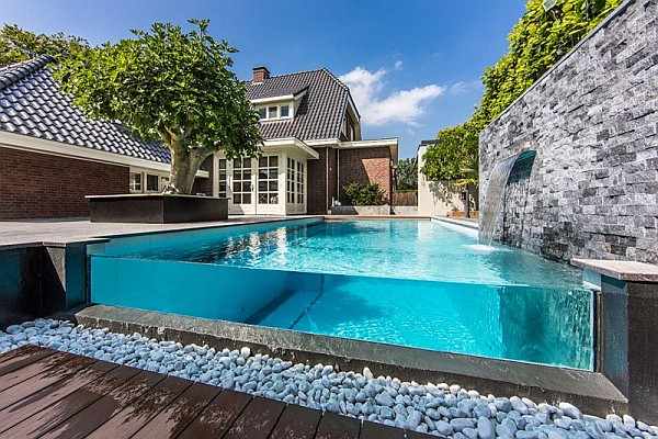 Decorate a Luxury Backyard Drenched in Flowing Opulence on Luxury Backyard Design id=62538