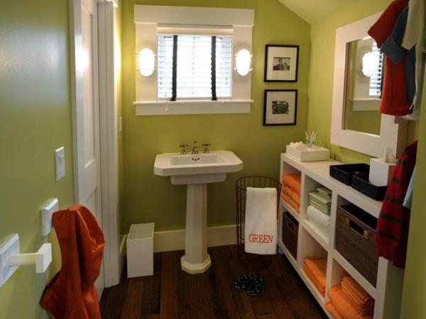 23 Kids Bathroom Design Ideas to Brighten Up Your Home on Fun Bathroom Ideas  id=63043