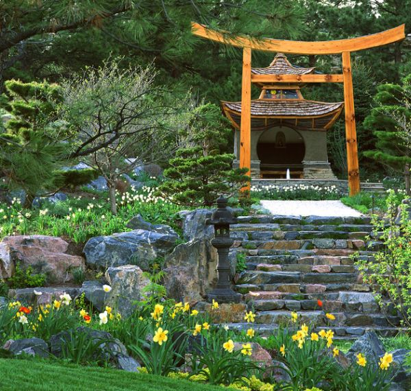 28 Japanese Garden Design Ideas to Style up Your Backyard on Backyard Japanese Garden Design Ideas id=41799