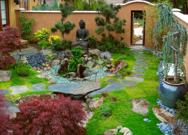 28 Japanese Garden Design Ideas to Style up Your Backyard on Backyard Japanese Garden Design Ideas id=53536