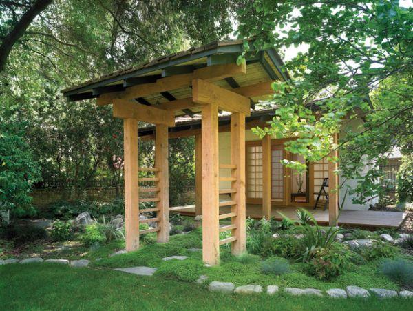 japanese garden house 28 Japanese Garden Design Ideas to Style up Your Backyard