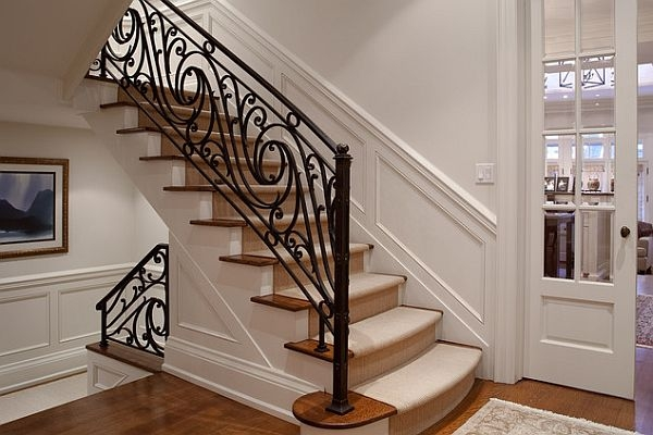 Choosing The Perfect Stair Railing Design Style | House Stair Railing Design | Ancient | Exterior | Simple | Scandinavian | Ss Banister