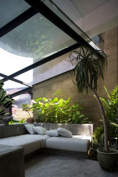 homes with indoor garden design ideas Stunning Indoor Gardens Create Seamless Human-Nature