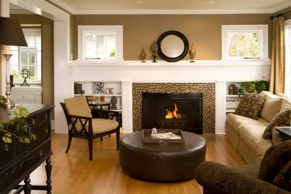 Contemporary Traditional Living Roomscontemporary Part 24