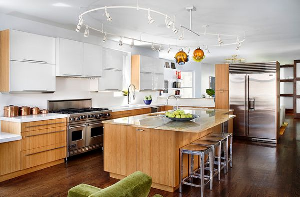 gorgeous track lighting ideas for the
