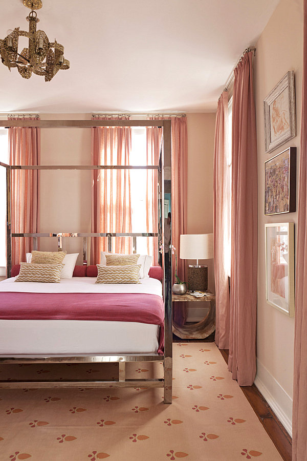 His And Hers Feminine And Masculine Bedrooms That Make A Stylish Statement
