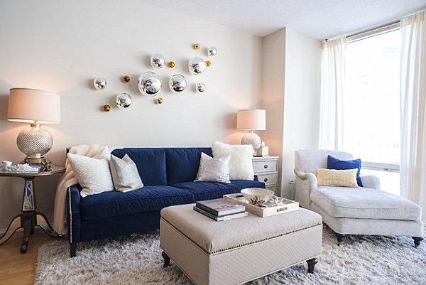 Modern Living Rooms 2013