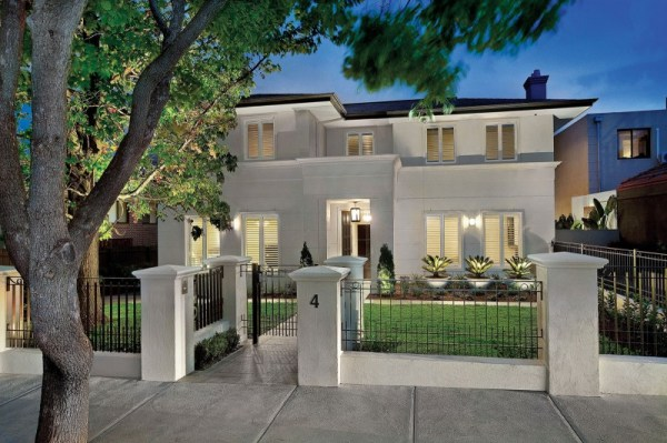 Hawthorn Residence Down Under Showcases A Traditional