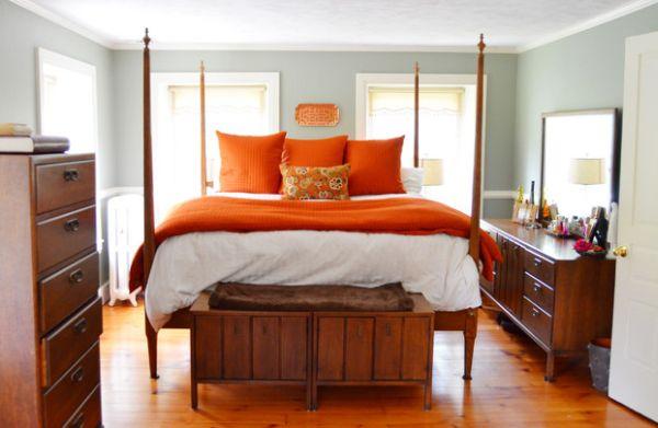Decorating With Orange Accents Inspiring Interiors