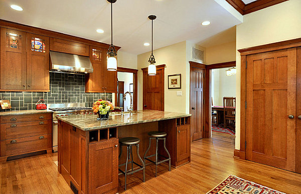 Stickley Kitchen Cabinets
