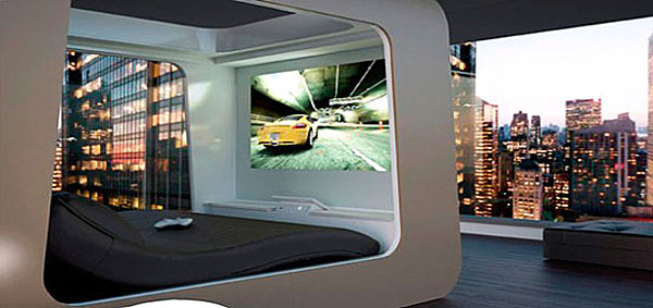 Fast Forward Home Furniture Amp Technology Of The Future